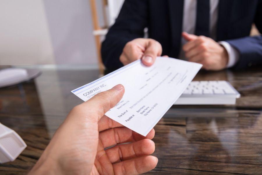 چک تضمین چیست؟