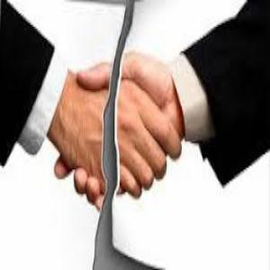 قرارداد نامشروع