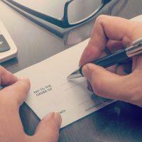 وصول چک بعد از فوت صاحب چک چگونه است؟