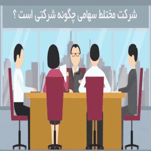 شرکت مختلط سهامی چیست