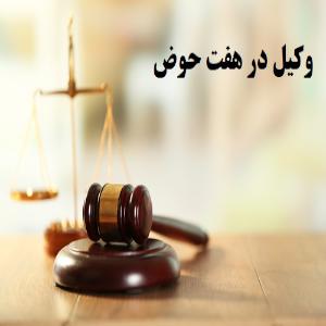 وکیل در هفت حوض