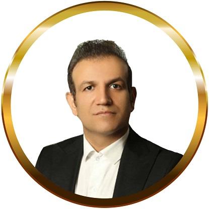 آقای چشمی - وکیل پایه یک دادگستری